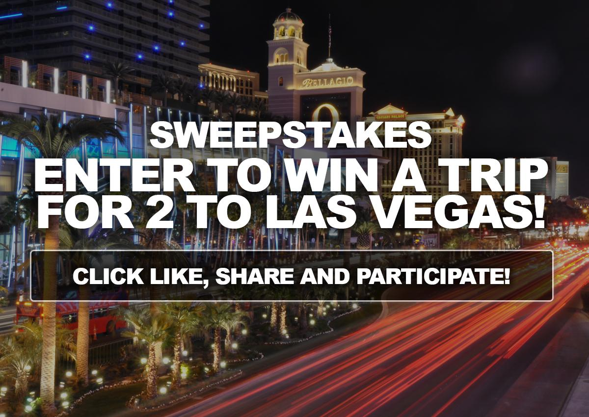win a sweepstakes sweepstakes enter to win a trip for 2 to las vegas 1981