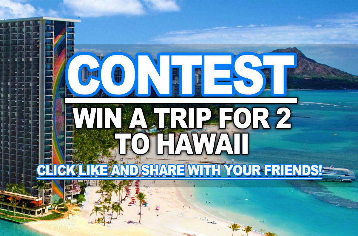 win a trip to hawaii | Euro Palace Casino Blog