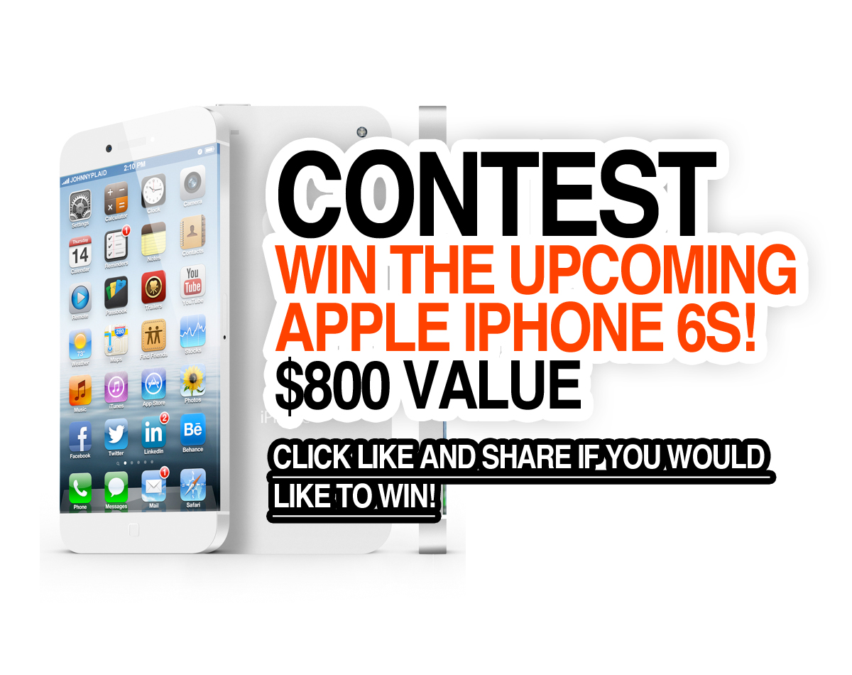 apple iphone contest contest win the upcoming apple iphone 6s 800 7503